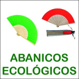 abanicos ecológicos