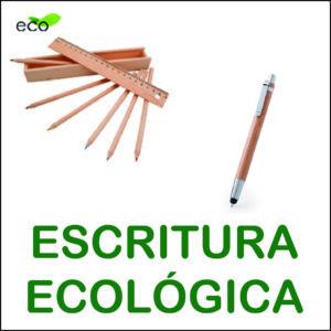 escritura ecológica
